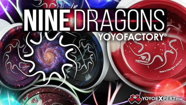 yoyofactory nine dragons