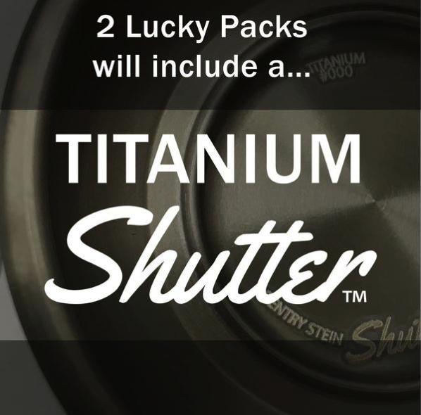 Titanium Shutter
