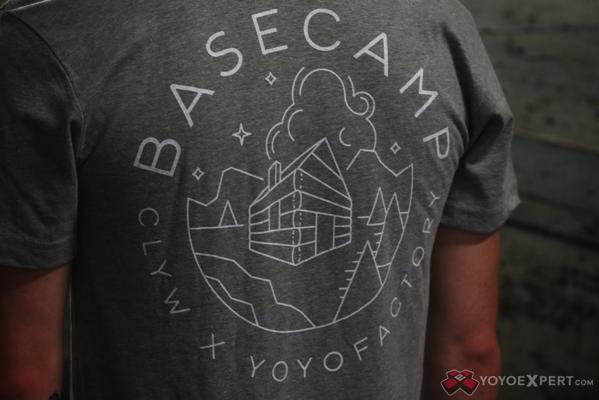 basecamp t-shirt