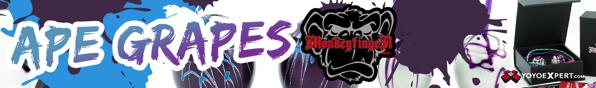 monkeyfinger ape grapes