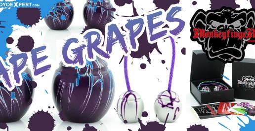 New from MonkeyfingeR – Ape Grapes!