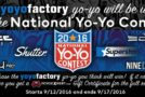 YoYoFactory National Yo-Yo Contest Promotion!