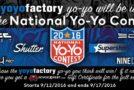 YoYoFactory National Yo-Yo Contest Promotion!
