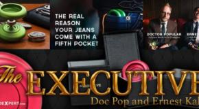 Executive Yo-Yo in RED!