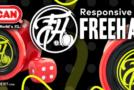 New Responsive Duncan Freehand & Splash Barracudas!