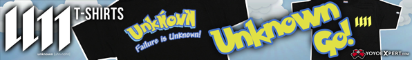 unknown yo-yo t-shirts
