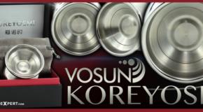 New Titanium from Vosun – The Koreyoshi!