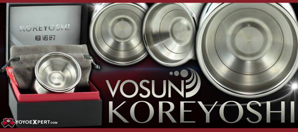 vosun koreyoshi yoyo