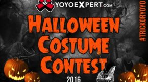 The Annual YoYoExpert Halloween Costume Contest!