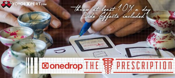 one drop prescription