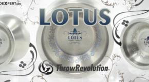 New from ThrowRevolution – Gladius & Lotus!