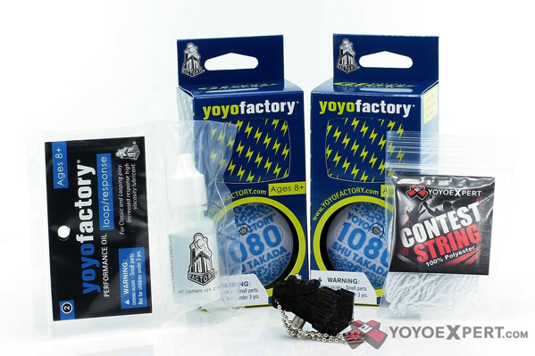 yoyofactory contest packs