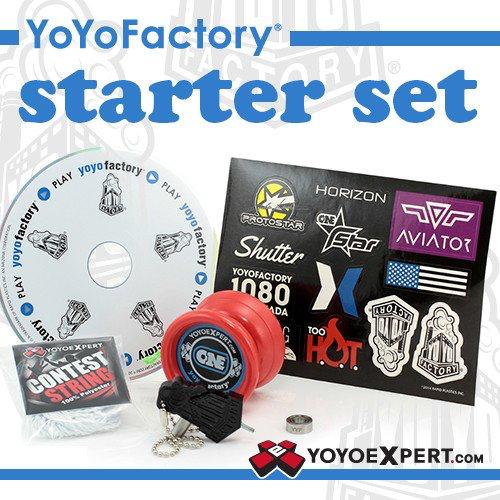 yyf one starter set