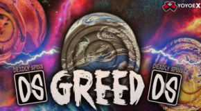 New Release! The Deadly Spins GREED!