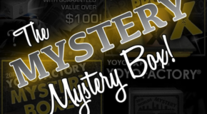 Throwback Thursday Release! MYSTERY Mystery Boxes!