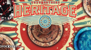First release from YoYoBrothers – The Heritage!