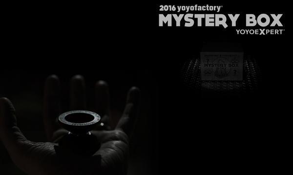 yoyoexpert x yoyofactory mystery box