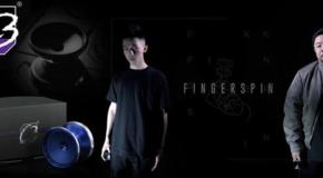 New C3yoyodesign Fingerspin & Gamma Crash!