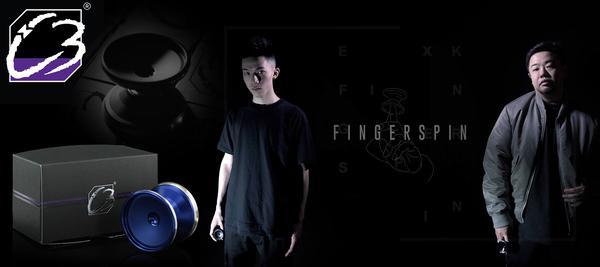 c3yoyodesign fingerspin