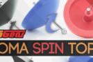 New SpinGear KOMA Spin Top!