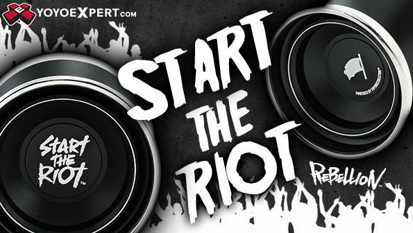 rebellion start the riot