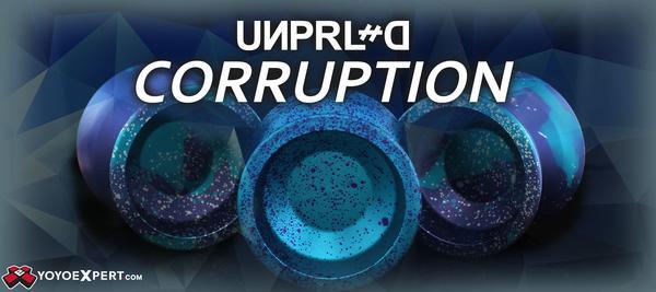 unparalleled corruption