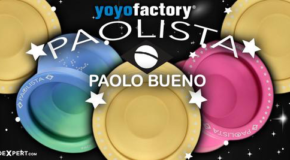 Paolo Bueno Signature Yo-Yo – YoYoFactory PAOLISTA!