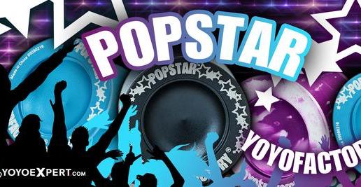 The YoYoFactory POPstar is BACK!