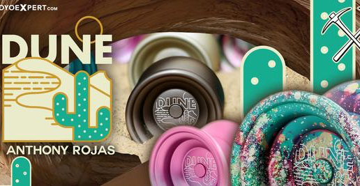 New Anthony Rojas Signature – CLYW DUNE!