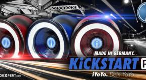 New iYoYo Kickstart PRO – Beta Release!