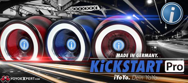 iyoyo kickstart pro