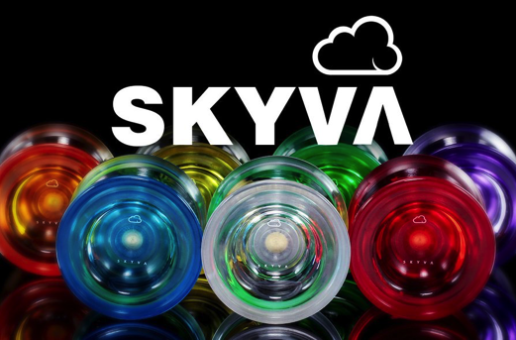 New Translucent SKYVA Colors!