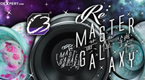 New C3yoyodesign RE:Master Galaxy!