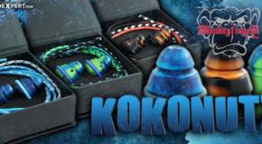 MonkeyfingeR Kokonutz & New Begleri Accessories!