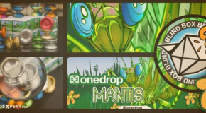 New One Drop MANTIS Blind Box Release!