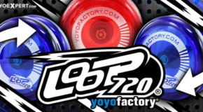 New Release! The Redesigned YoYoFactory LOOP720!
