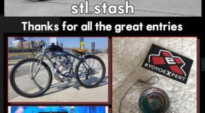 "YoYoExpert ""Stick It""   Sticker Contest Winner   February 2017"