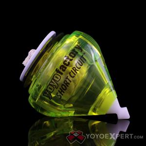 yoyofactory short circuit