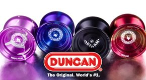 Duncan Origami Restock! New Unknown Edition!