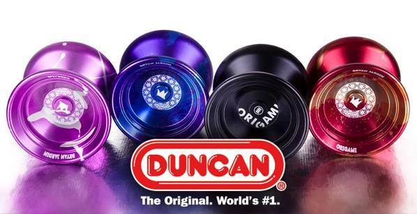 Duncan Origami