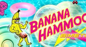 New Pool Party BiMetal Banana Hammock!