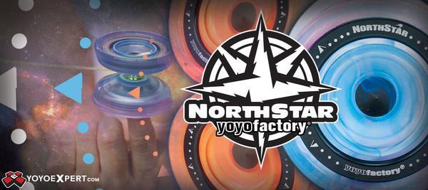 yoyofactory northstar fingerspin