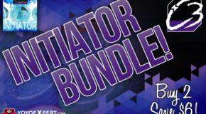 New C3yoyodesign INITIATOR Deal!