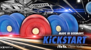 New Release from iYoYo! The KiCKSTART!