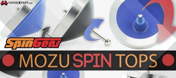 spingear mozu spin top
