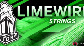 LIMEWIRE! New String by YoYoFactory!