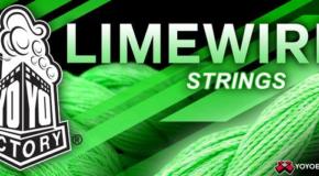 LIMEWIRE! New String by YoYoFactory!