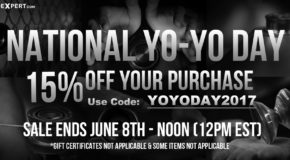 Happy National Yo-Yo Day 2017!