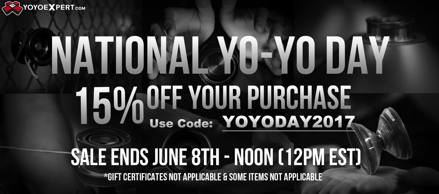 NationalYoYoDay AD