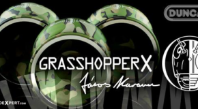 New Janos Signature Duncan GRASSHOPPER X!